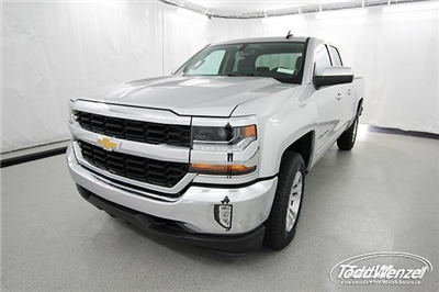 2018 Silverado 1500 Double Cab 4x4, Pickup #SH81124 - photo 5