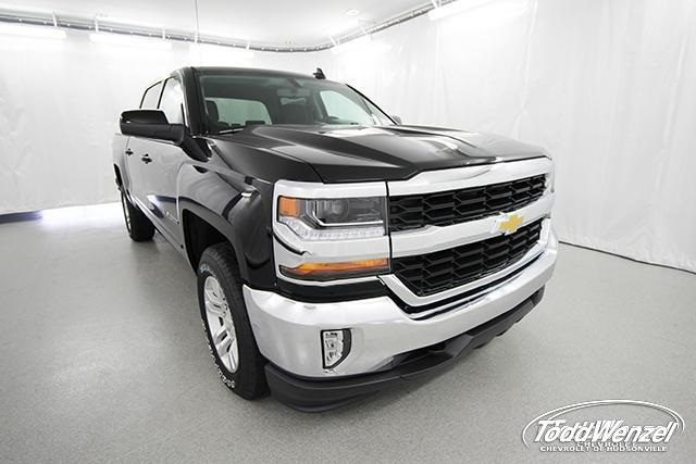 2018 Silverado 1500 Crew Cab 4x4, Pickup #SH81155 - photo 3