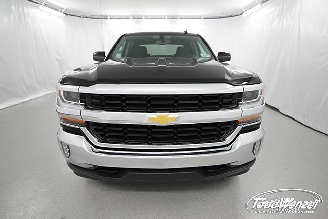 2018 Silverado 1500 Crew Cab 4x4, Pickup #SH81155 - photo 4
