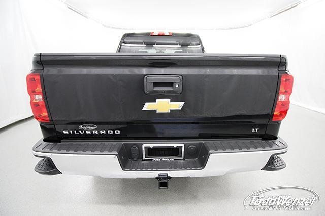 2018 Silverado 1500 Crew Cab 4x4, Pickup #SH81155 - photo 7