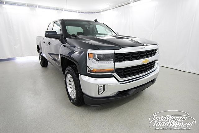 2018 Silverado 1500 Double Cab 4x4,  Pickup #SH81173 - photo 3