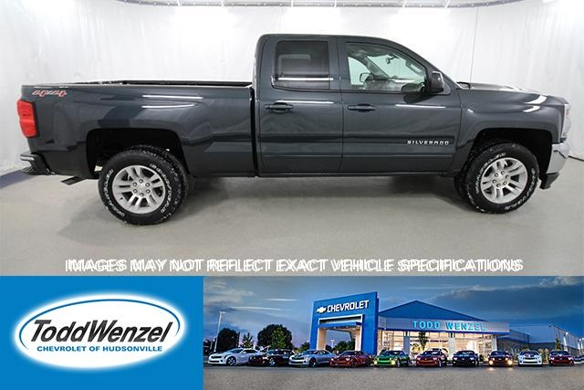 2018 Silverado 1500 Double Cab 4x4,  Pickup #SH81173 - photo 1