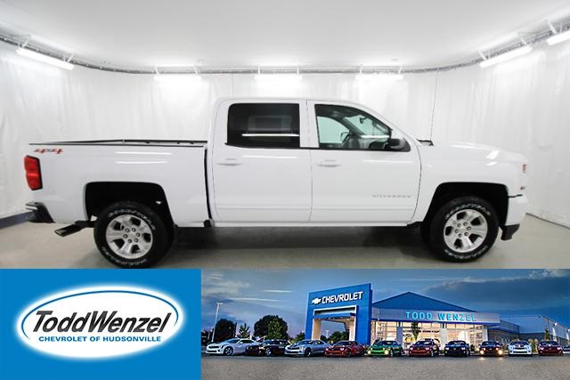 2018 Silverado 1500 Crew Cab 4x4, Pickup #SH81174 - photo 1
