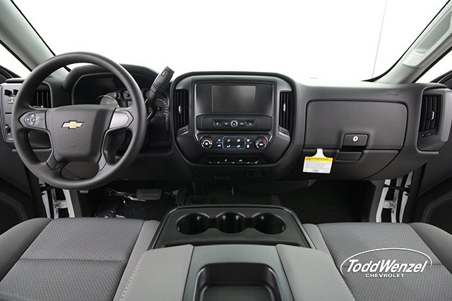 2018 Silverado 1500 Crew Cab 4x4, Pickup #SH81174 - photo 9