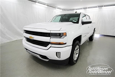 2018 Silverado 1500 Crew Cab 4x4, Pickup #SH81174 - photo 5