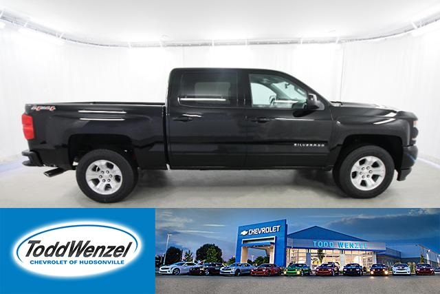 2018 Silverado 1500 Crew Cab 4x4, Pickup #SH81178 - photo 1