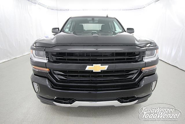 2018 Silverado 1500 Crew Cab 4x4, Pickup #SH81178 - photo 4