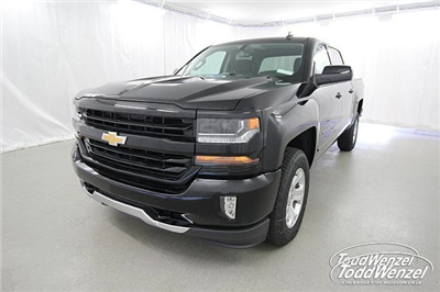 2018 Silverado 1500 Crew Cab 4x4, Pickup #SH81178 - photo 5