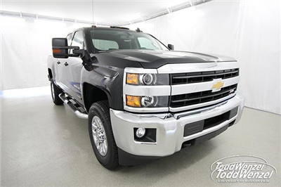 2018 Silverado 2500 Double Cab 4x4, Pickup #SH81200 - photo 3