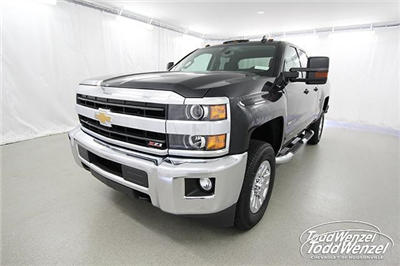 2018 Silverado 2500 Double Cab 4x4, Pickup #SH81200 - photo 5
