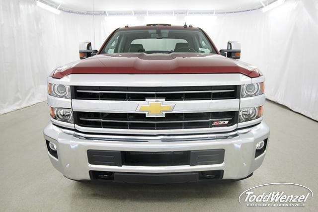 2018 Silverado 2500 Double Cab 4x4,  Pickup #SH81206 - photo 4