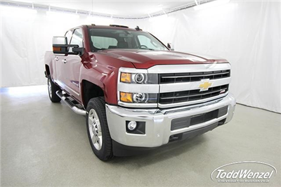 2018 Silverado 2500 Double Cab 4x4,  Pickup #SH81206 - photo 3