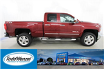 2018 Silverado 2500 Double Cab 4x4,  Pickup #SH81206 - photo 1