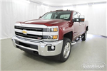 2018 Silverado 2500 Double Cab 4x4,  Pickup #SH81206 - photo 5