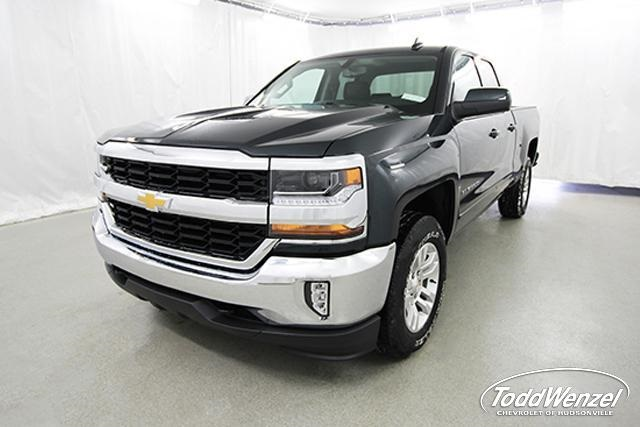 2018 Silverado 1500 Double Cab 4x4,  Pickup #SH81268 - photo 5