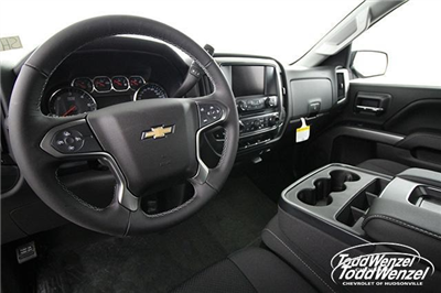 2018 Silverado 1500 Double Cab 4x4,  Pickup #SH81268 - photo 17