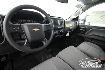 2018 Silverado 3500 Regular Cab DRW 4x4,  Monroe MTE-Zee Dump Body #SH81278 - photo 13