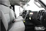 2018 Silverado 3500 Regular Cab DRW 4x4,  Monroe MTE-Zee Dump Body #SH81278 - photo 11