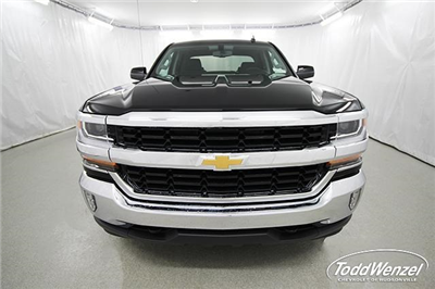 2018 Silverado 1500 Double Cab 4x4,  Pickup #SH81334 - photo 4