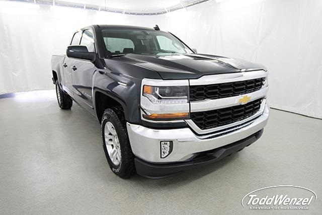 2018 Silverado 1500 Double Cab 4x4,  Pickup #SH81352 - photo 3