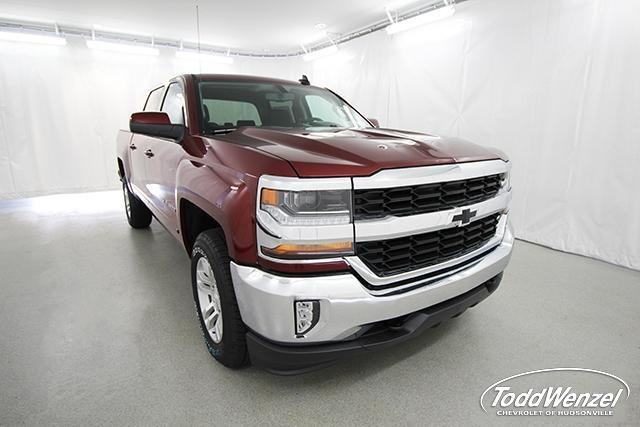 2018 Silverado 1500 Crew Cab 4x4,  Pickup #SH81380 - photo 3