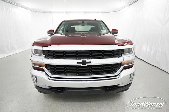 2018 Silverado 1500 Crew Cab 4x4,  Pickup #SH81380 - photo 4