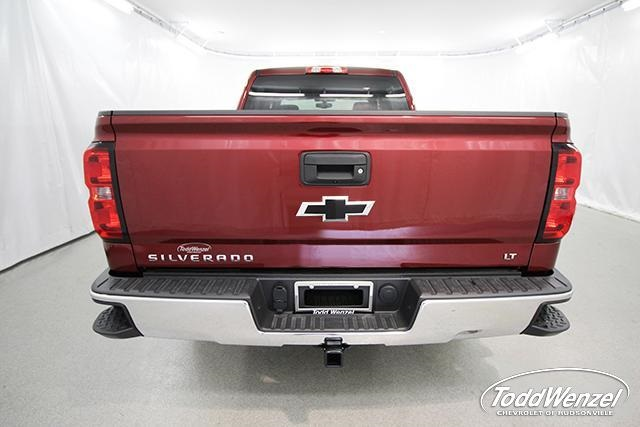 2018 Silverado 1500 Crew Cab 4x4,  Pickup #SH81380 - photo 6