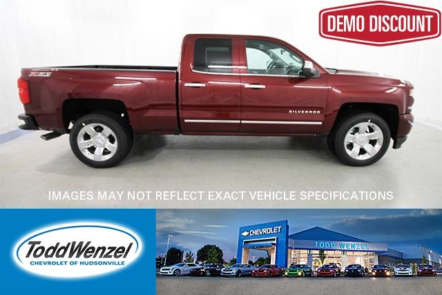 2018 Silverado 1500 Double Cab 4x4,  Pickup #SH81391 - photo 1
