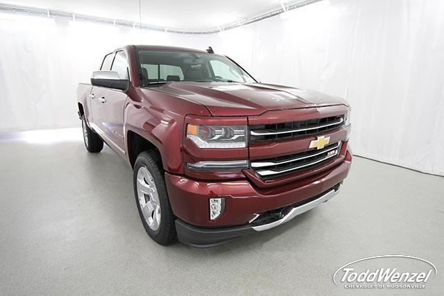 2018 Silverado 1500 Double Cab 4x4,  Pickup #SH81391 - photo 3