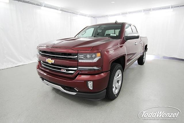 2018 Silverado 1500 Double Cab 4x4,  Pickup #SH81391 - photo 5
