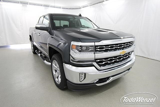 2018 Silverado 1500 Double Cab 4x4,  Pickup #SH81396 - photo 3