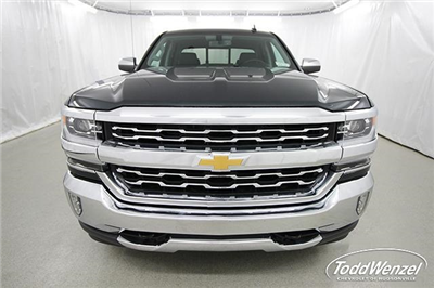 2018 Silverado 1500 Double Cab 4x4,  Pickup #SH81396 - photo 4