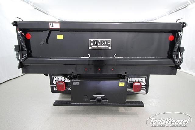 2018 Silverado 3500 Regular Cab DRW 4x2,  Monroe Dump Body #SH81404 - photo 4