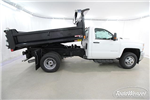 2018 Silverado 3500 Regular Cab DRW 4x2,  Monroe Dump Body #SH81404 - photo 1