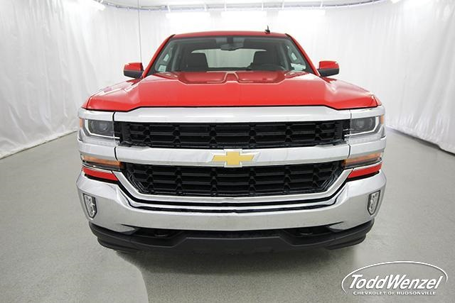 2018 Silverado 1500 Double Cab 4x4,  Pickup #SH81407 - photo 4