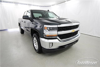 2018 Silverado 1500 Double Cab 4x4,  Pickup #SH81418 - photo 3