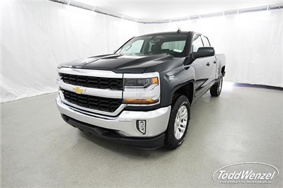 2018 Silverado 1500 Double Cab 4x4,  Pickup #SH81418 - photo 5