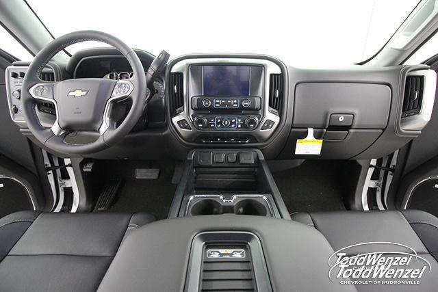 2018 Silverado 1500 Crew Cab 4x4,  Pickup #SH81423 - photo 9