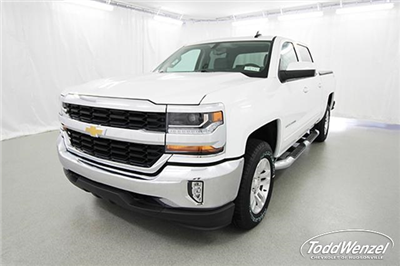 2018 Silverado 1500 Crew Cab 4x4,  Pickup #SH81423 - photo 5