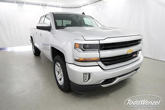 2018 Silverado 1500 Double Cab 4x4,  Pickup #SH81429 - photo 3