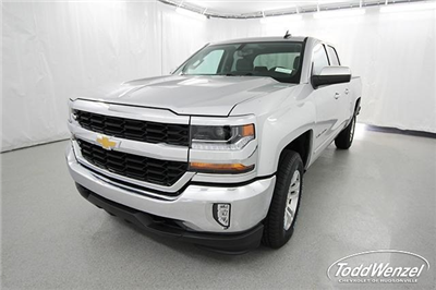 2018 Silverado 1500 Double Cab 4x4,  Pickup #SH81516 - photo 5