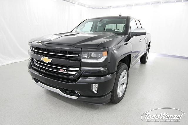 2018 Silverado 1500 Double Cab 4x4,  Pickup #SH81519 - photo 5