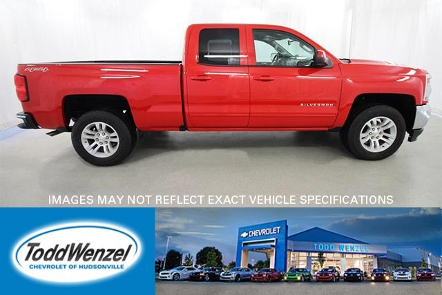 2018 Silverado 1500 Double Cab 4x4,  Pickup #SH81654 - photo 1