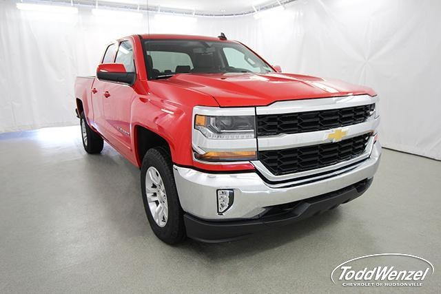 2018 Silverado 1500 Double Cab 4x4,  Pickup #SH81654 - photo 3