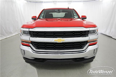 2018 Silverado 1500 Double Cab 4x4,  Pickup #SH81654 - photo 4