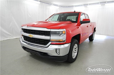 2018 Silverado 1500 Double Cab 4x4,  Pickup #SH81654 - photo 5
