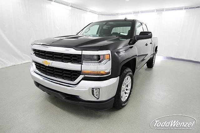 2018 Silverado 1500 Double Cab 4x4,  Pickup #SH81671 - photo 5