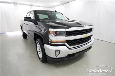 2018 Silverado 1500 Double Cab 4x4,  Pickup #SH81671 - photo 3