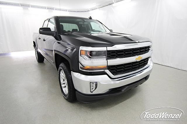 2018 Silverado 1500 Double Cab 4x4,  Pickup #SH81726 - photo 3