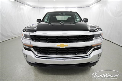 2018 Silverado 1500 Double Cab 4x4,  Pickup #SH81726 - photo 4